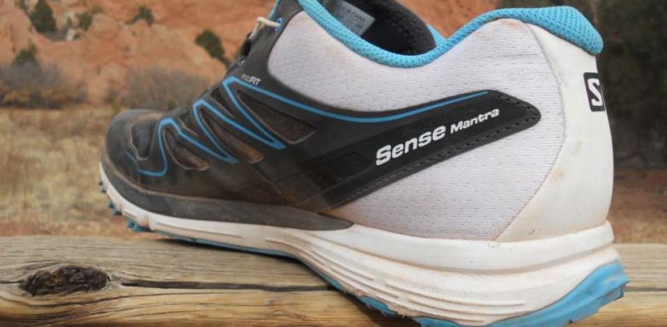 Salomon Sense Mantra - Medial Side