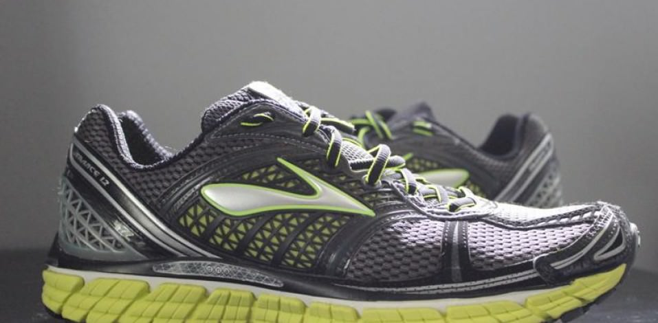 Brooks Trance 12 - Medial Side