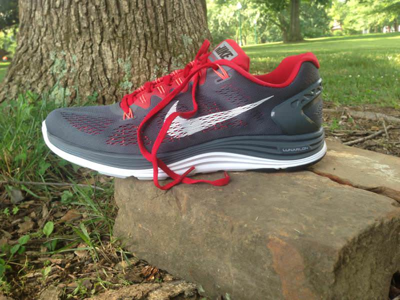 new concept a4b4d 9cb63 Nike LunarGlide5 - Medial Side