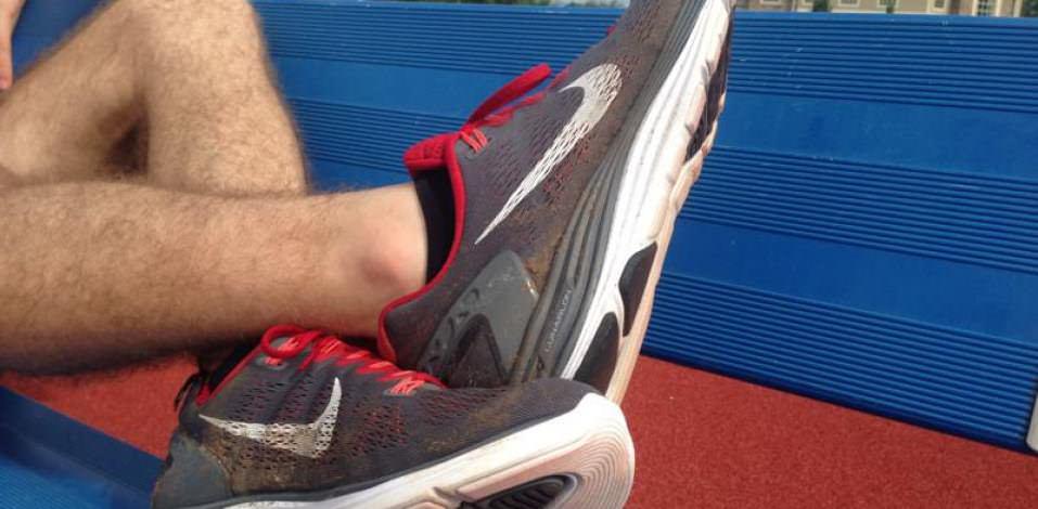 Nike LunarGlide5 - Medial Side