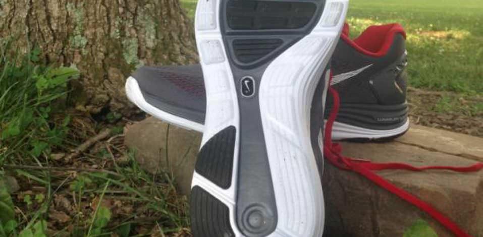 Nike LunarGlide5 - Sole