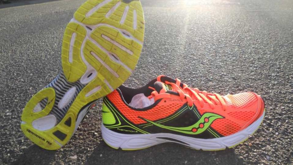 Saucony Grid Type A 2 review and buying advice | ShoeGuide