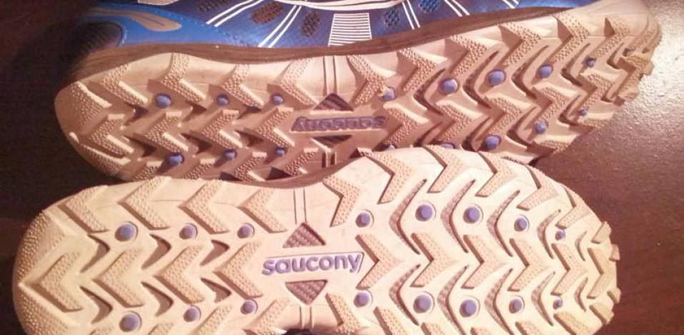 Saucony Kinvara TR - Sole