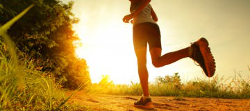The Benefits of Running on Varied Surfaces