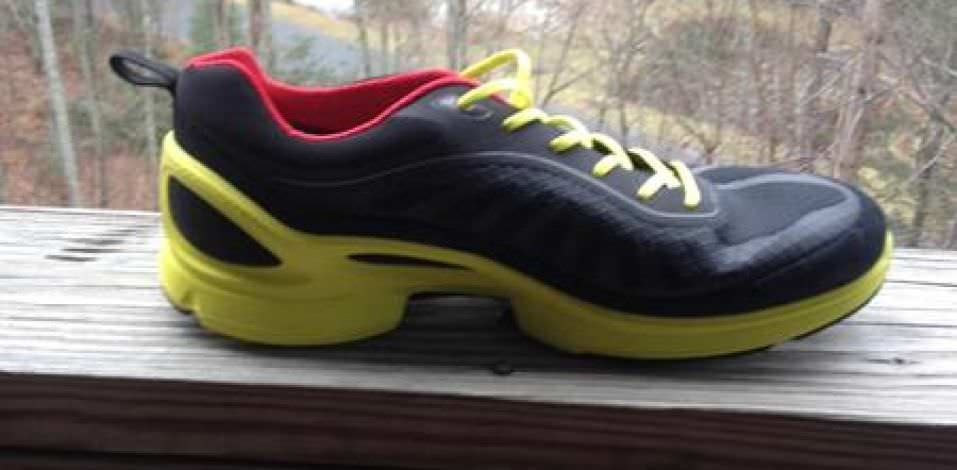 ECCO BiomEvo Trainer Pro - Medial Side