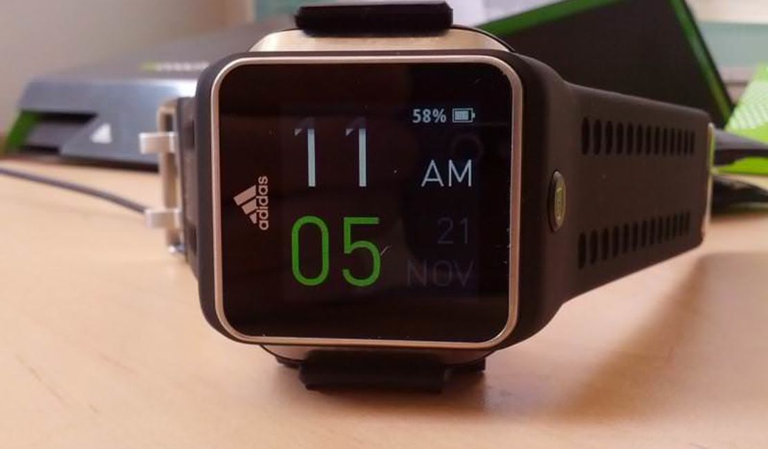 The GPS Watch Grows Up: Running with the Adidas miCoach Smart Run