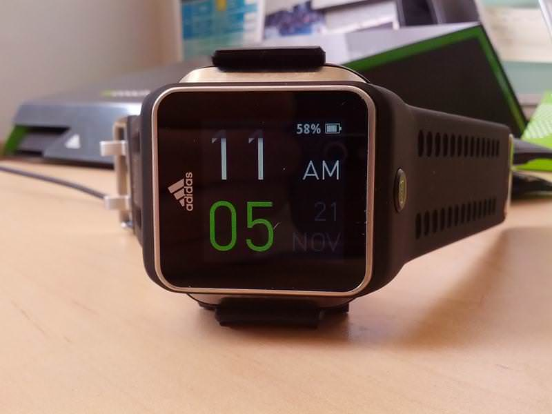 The GPS Watch Grows Up: Running with the Adidas miCoach