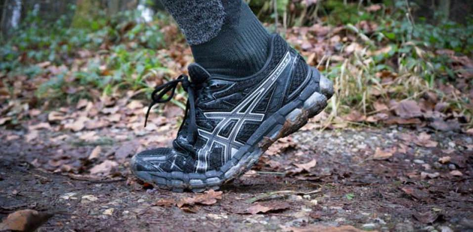 Asics GEL-Kayano 20 - Medial Side