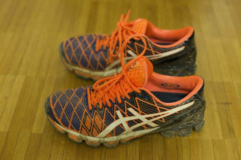 review of asics gel kinsei 5