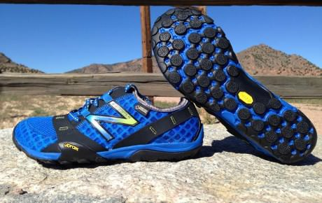 new balance vibram blue