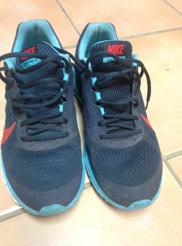 reputable site ec085 82ff7 Nike Structure Triax 17 Review | Running Shoes Guru