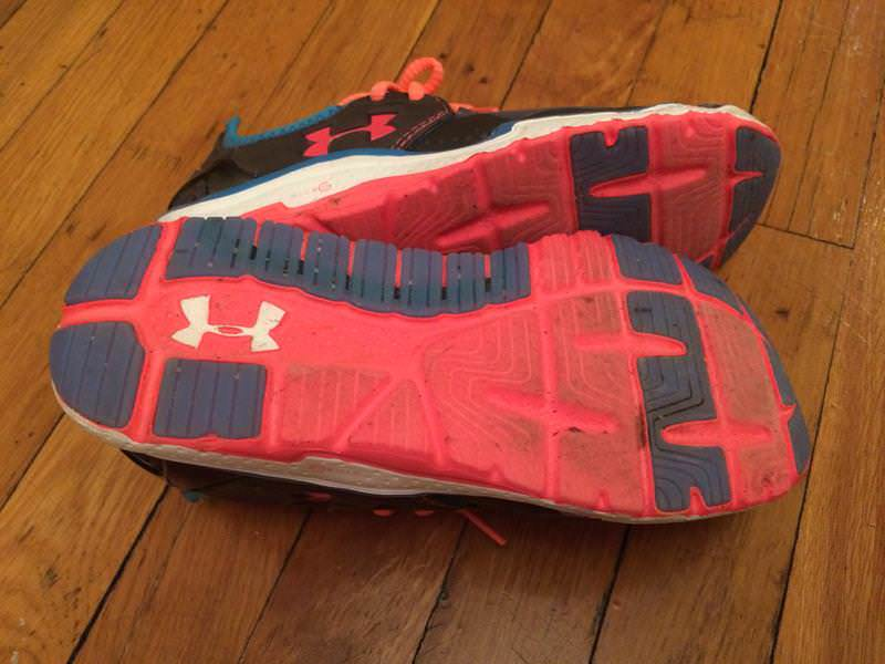 Under Armour Charge Rc Shoes Review