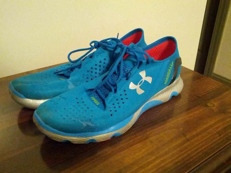 Under Armour Speedform RC review | Running Shoes Guru