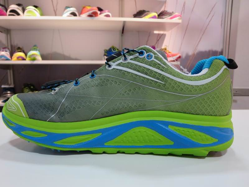 For those who think that Hokas are only for mid-packers or ultra-runners 475ddde64ca