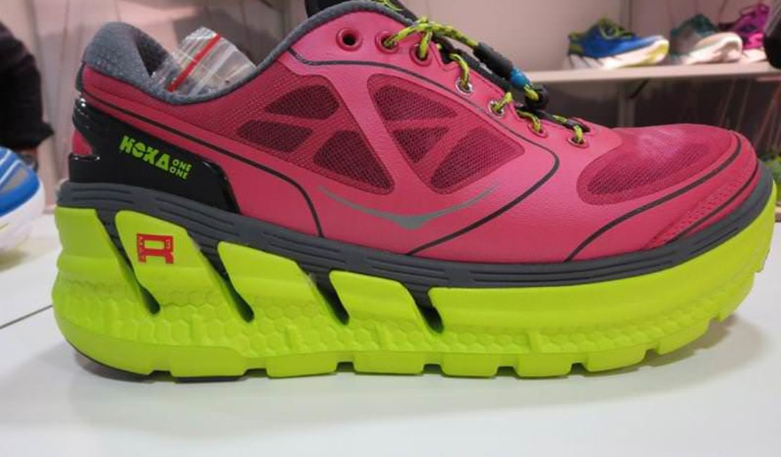 Hoka 2014 Running Shoes Preview