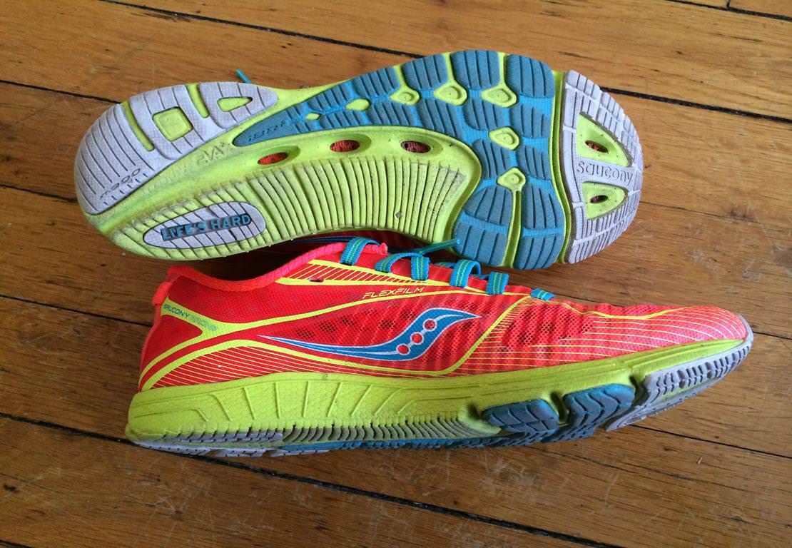 8fe07d2e Saucony Type A6 Review | Running Shoes Guru