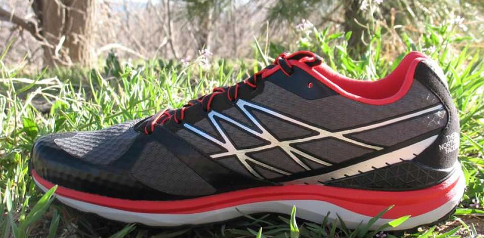 North Face Ultra Trail - Medial Side