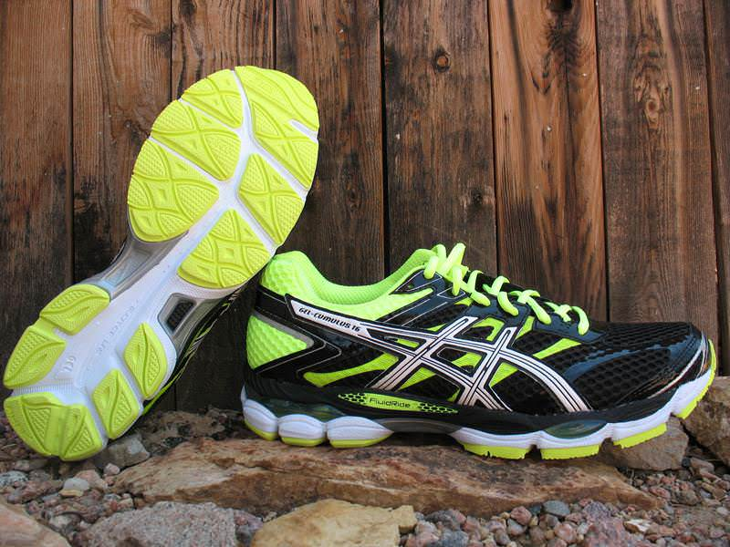 Asics Cumulus 16 Review | Running Shoes Guru