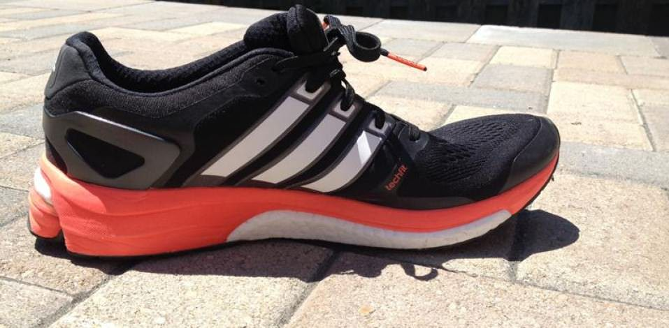 Adidas Adistar Boost 2 - Medial Side
