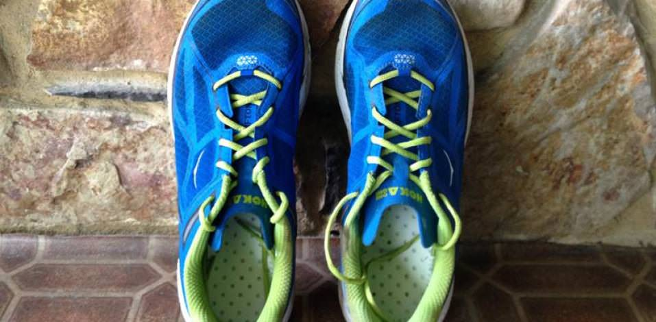 Hoka One One Clifton - Top