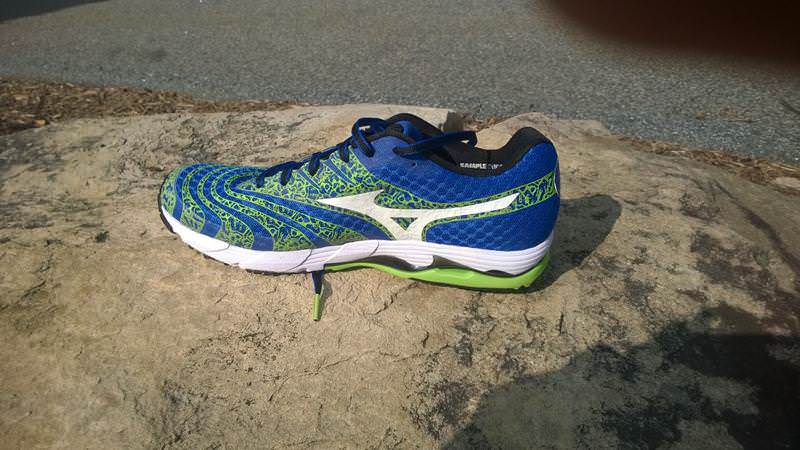 Mizuno Wave Sayonara 2 Review » Believe in the Run