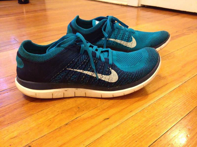 the best attitude 31d45 14407 Nike Free 4.0 Flyknit - Medial Side