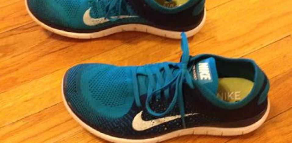 Nike Free 4.0 Flyknit - Medial Side