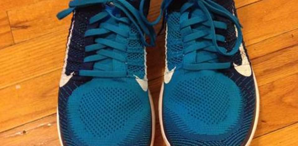 Nike Free 4.0 Flyknit - Toe