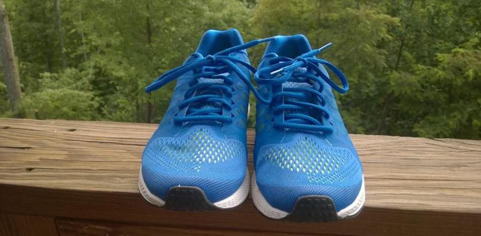 Nike Zoom Pegasus 31 - Toe