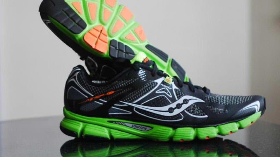 Saucony Mirage 4 Review | Running Shoes Guru