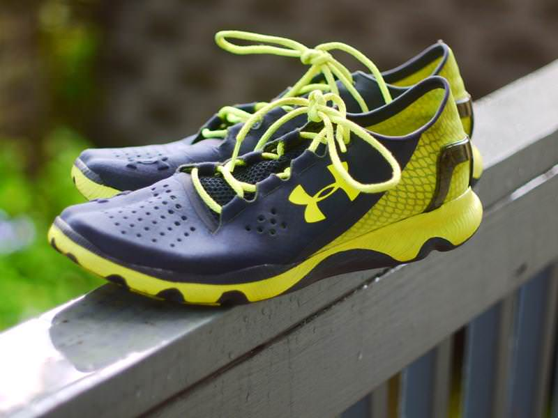 Speedform Apollo Vent Running Shoes Review