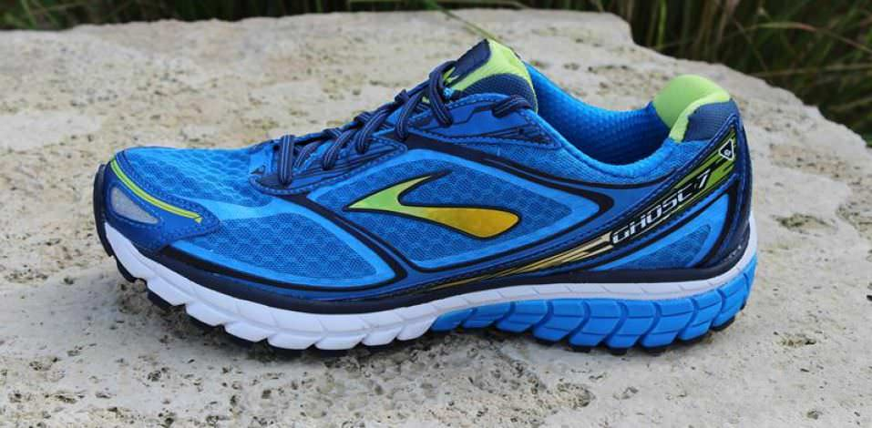 Brooks Ghost 7 - Medial Side