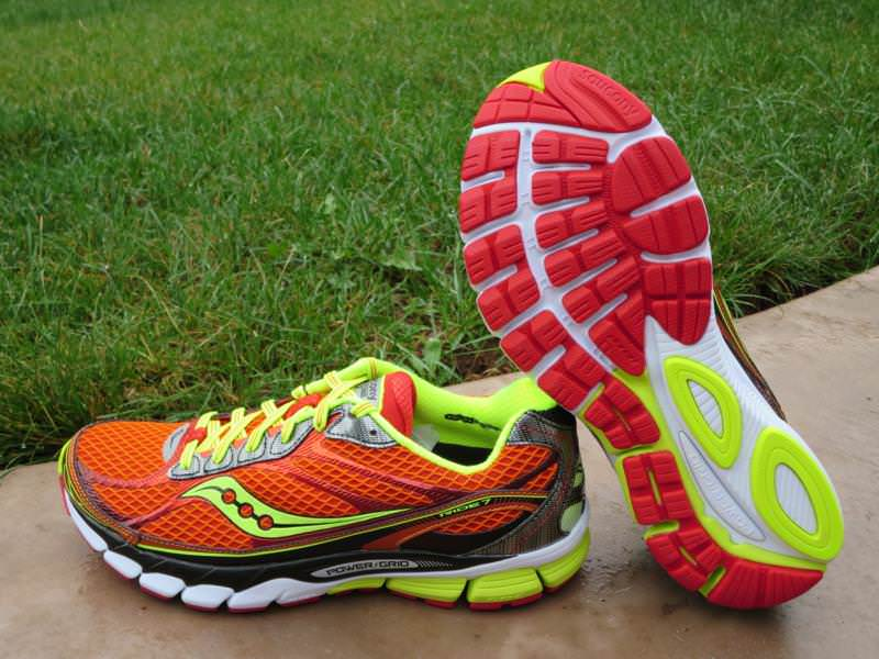 Saucony Ride 7 Review | Running Shoes Guru
