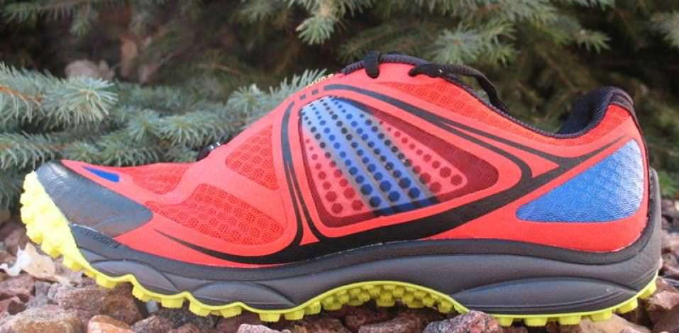 Brooks PureGrit 3 - Medial Side