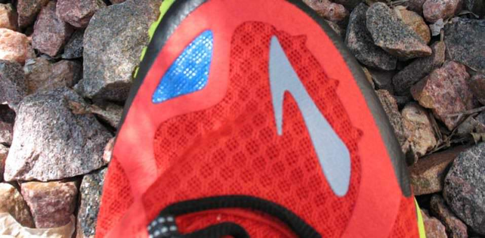 Brooks PureGrit 3 - Toe