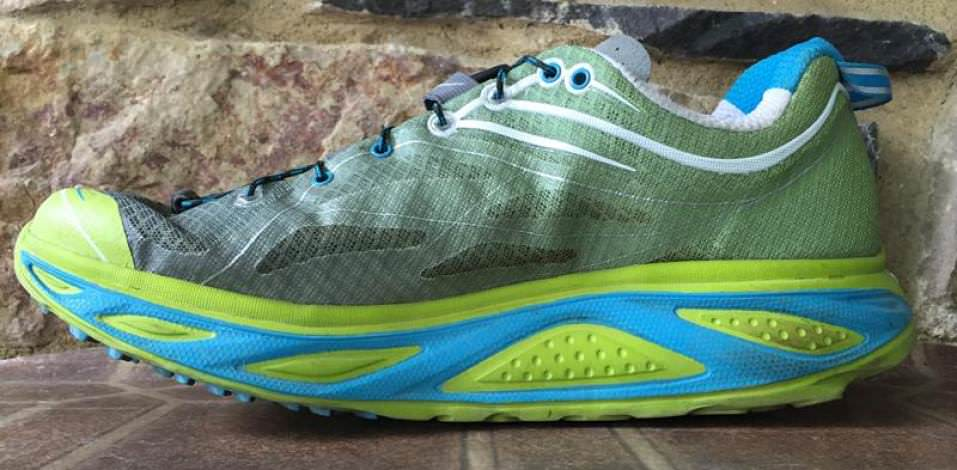 Hoka One One Huaka -  Medial Side