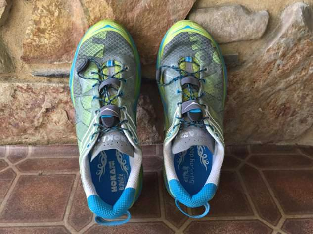 Hoka One One Huaka - Top