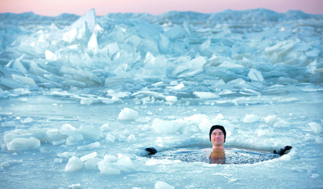 How to Take an Ice Bath (The Right Way) | Running Shoes Guru