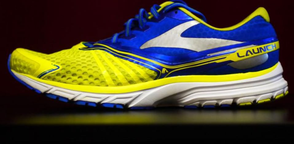 Brooks Launch 2 - Medial Side