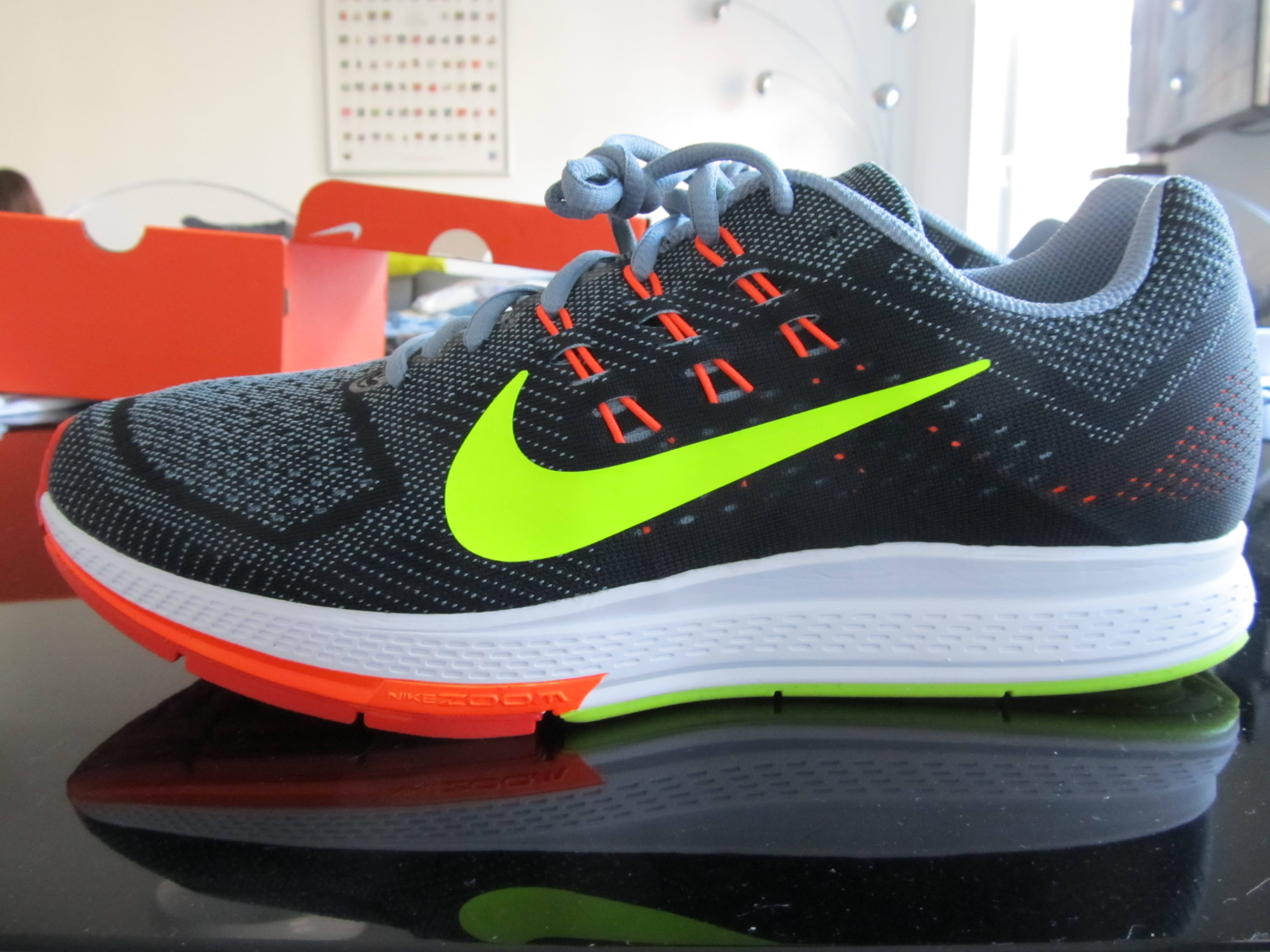 624d86f36be Nike Air Zoom Structure 18 Review