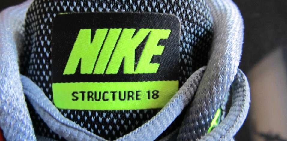 Nike Air Zoom Structure 18 Menns Gjennomgang yjVoj05