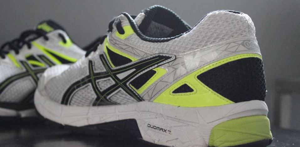 Asics GT-1000 3 - Medial Side