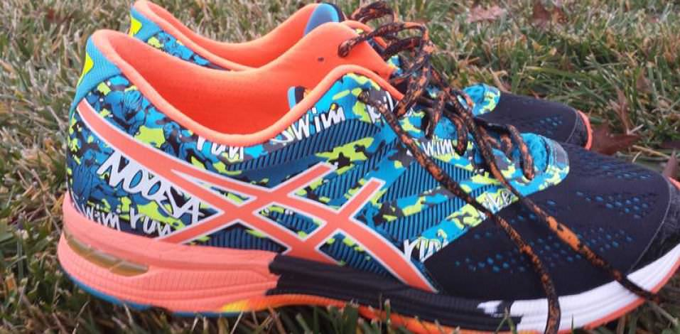 Asics Gel Noosa 10 - Medial Side