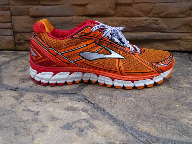 Brooks Shoe Size Vs Asics