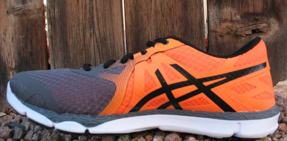 Asics 33 DFA - Medial Side