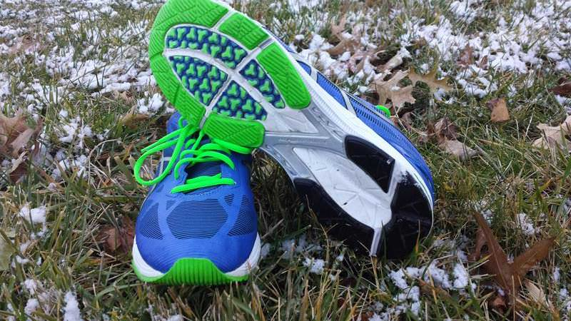 asics gel-ds trainer 20 running shoes - ss15 review