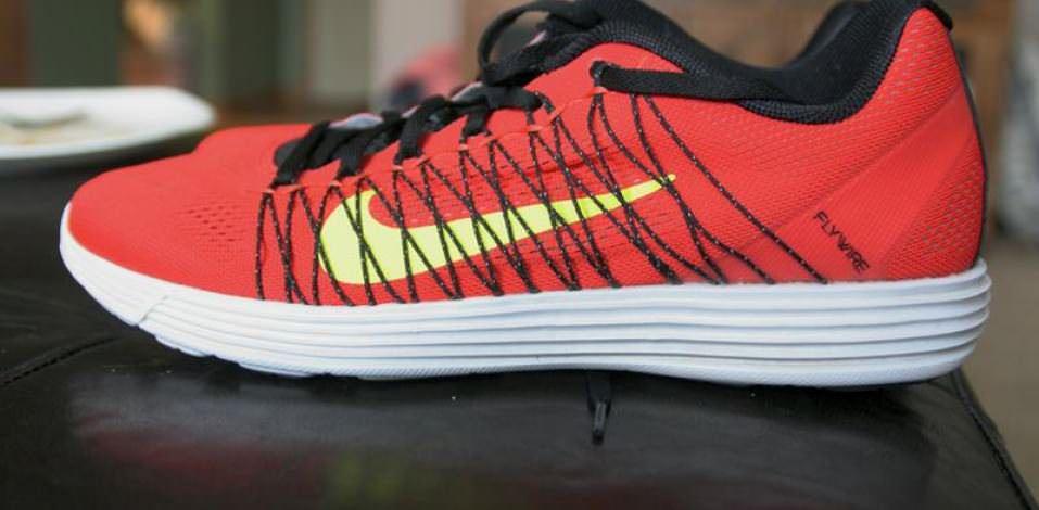 Nike LunaRacer +3 - Medial Side