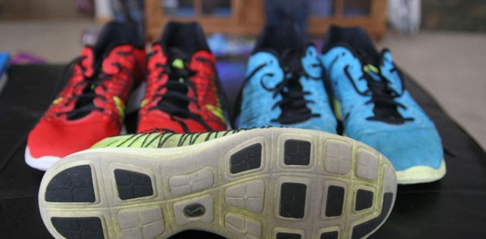 Nike LunaRacer +3 - Sole