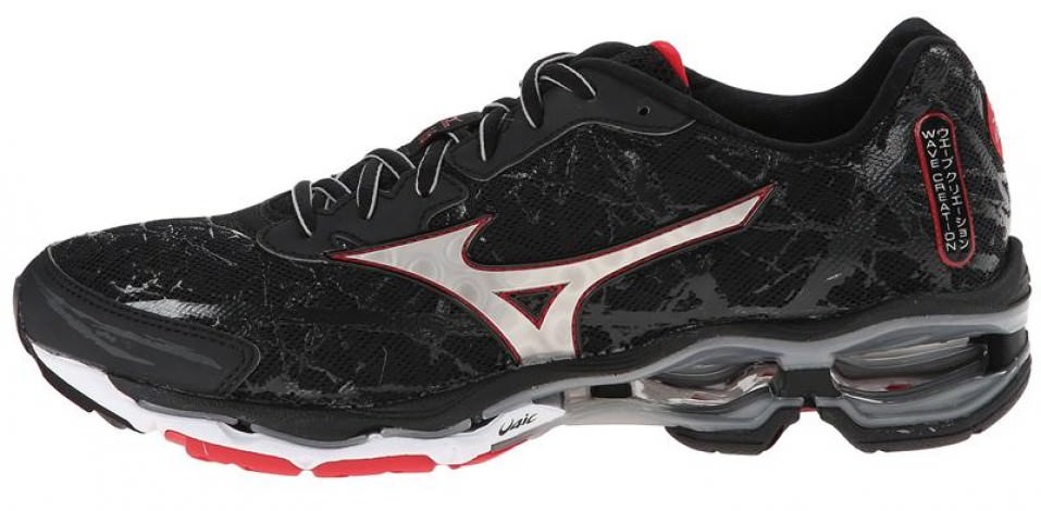 Mizuno Wave Creation 6 - Medial Side