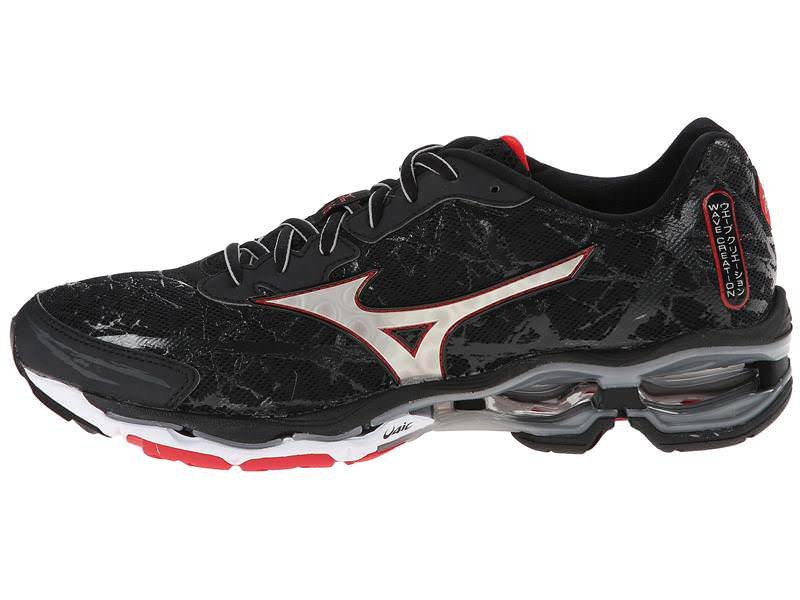 buy online 2d176 13b13 Mizuno Wave Creation 6 - Medial Side